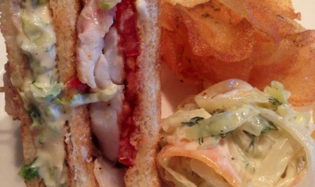 Μανιτάρια πλευρώτους μπουρδέτο, τσιπούρα τηγανητή αλιάδα, κριθαράκι με ανθότυρο και χταπόδι, club sandwich με γόπα... σας άνοιξε η όρεξη;  - Κυρίως Φωτογραφία - Gallery - Video