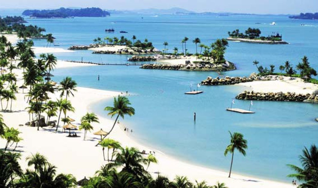 Sentosa Island - Ένας επίγειος παράδεισος με τεχνητές παραλίες στην Σιγκαπούρη! (φωτό) - Κυρίως Φωτογραφία - Gallery - Video
