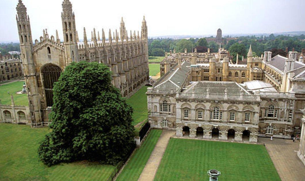Εκστρατεία και του Eirini the Blog για τη διάσωση της έδρας των Ελληνικών στο Πανεπιστήμιο Cambridge - Κυρίως Φωτογραφία - Gallery - Video