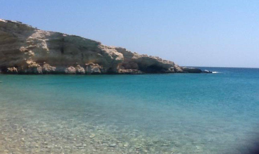 Ως «Greek Summer Dream» παραδέχεται η Telegraph τα Κουφονήσια: Ανεξερεύνητος παράδεισος, μια παλέτα ζωγραφικής με χρώματα μπλε , κίτρινο και λευκό! (φωτό) - Κυρίως Φωτογραφία - Gallery - Video