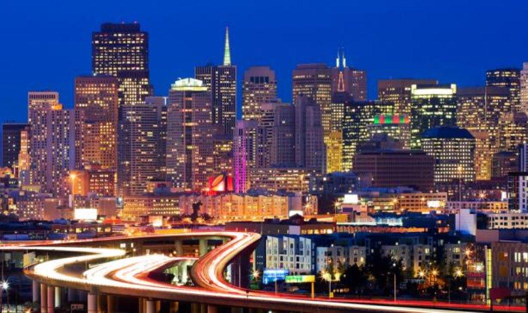 Ένα εκπληκτικό βίντεο με το Σαν Φρανσίσκο ετοίμασε ο Σάιμον Κρίστεν που θα σας ταξιδέψει στην άλλη άκρη του Ατλαντικού! - Κυρίως Φωτογραφία - Gallery - Video