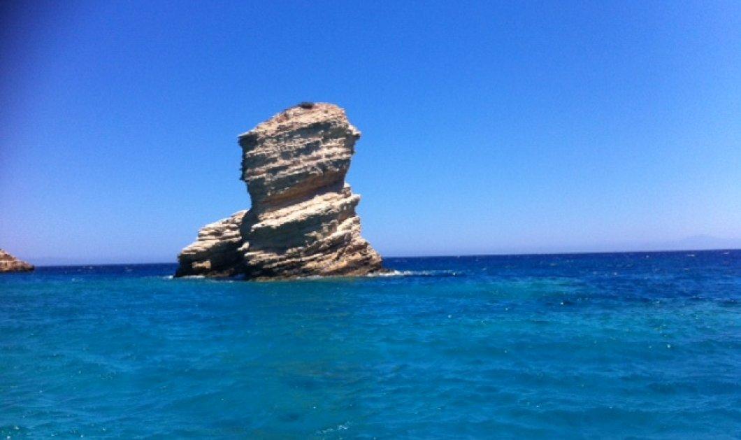 Κουφονήσια Summer report 3: Οι βράχοι που ο Πολύφημος - Κυρίως Φωτογραφία - Gallery - Video