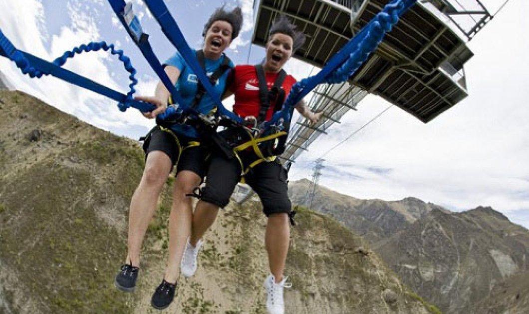 Το μεγαλύτερο Bungy Jump του κόσμου είναι στη Νέα Ζηλανδία! Δείτε φωτογραφίες και βίντεο και κάντε μια βουτιά μακριά από την καθημερινότητα!    - Κυρίως Φωτογραφία - Gallery - Video