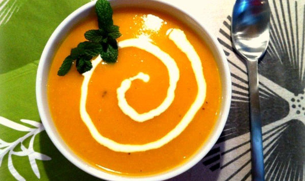 Aχ βρήκα και θα φτιάξω υπέροχες κρύες σούπες με καρότο , με αγγούρι , με «παγωτό» πιπεριάς & φυσικά γκασπάτσο – Μούρλια! - Κυρίως Φωτογραφία - Gallery - Video