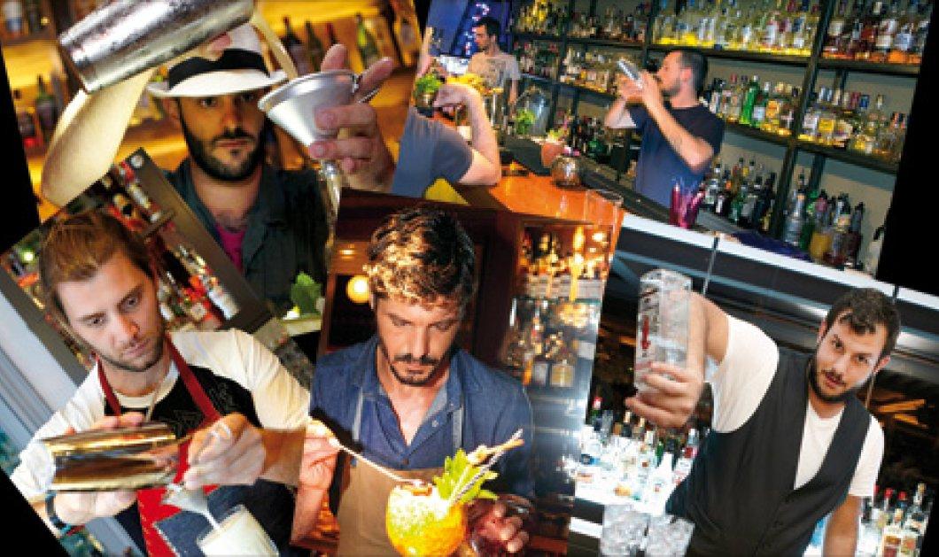 5 κορυφαίοι bartenders προτείνουν τα πιο εξωτικά κοκτέιλ της πόλης - Κυρίως Φωτογραφία - Gallery - Video