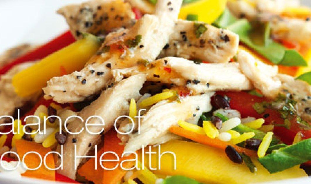 Η λίστα με όλες τις τροφές της μακροζωίας - Κυρίως Φωτογραφία - Gallery - Video