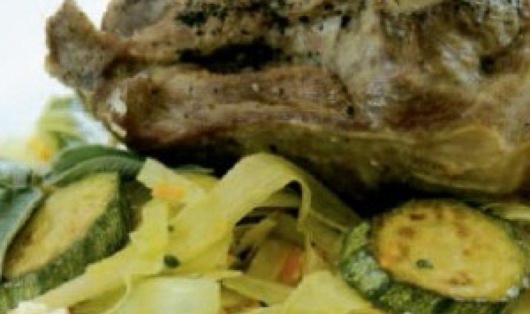 Αρνάκι στη στάμνα με φέτα και λαχανικά από τον Λευτέρη Λαζάρου σήμερα! - Κυρίως Φωτογραφία - Gallery - Video