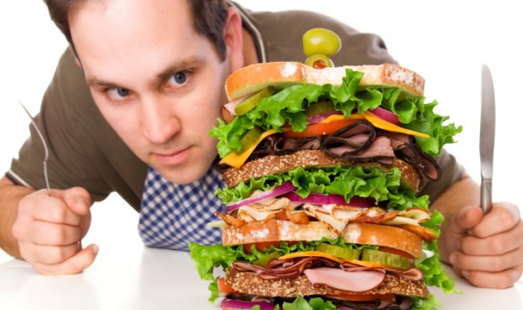 Η έλλειψη ύπνου ανοίγει την όρεξη για τροφές με πολλές θερμίδες - Κυρίως Φωτογραφία - Gallery - Video