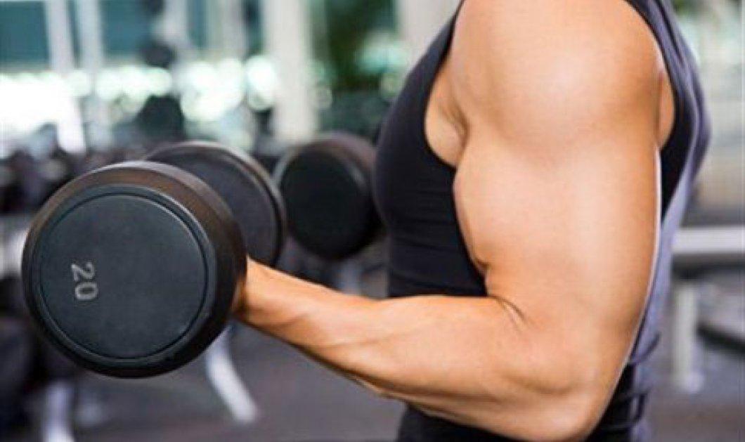 Μία άγνωστη ως σήμερα πρωτεΐνη μεγαλώνει τους μυς μετά την άσκηση - Κυρίως Φωτογραφία - Gallery - Video