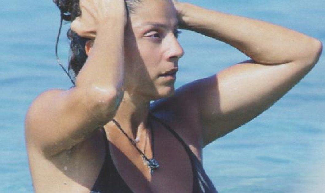 Και η καλύτερη εμφάνιση με μαγιό του καλοκαιριού : Πόπη Τσαπανίδου στη Χαλκιδική (φωτό) - Κυρίως Φωτογραφία - Gallery - Video
