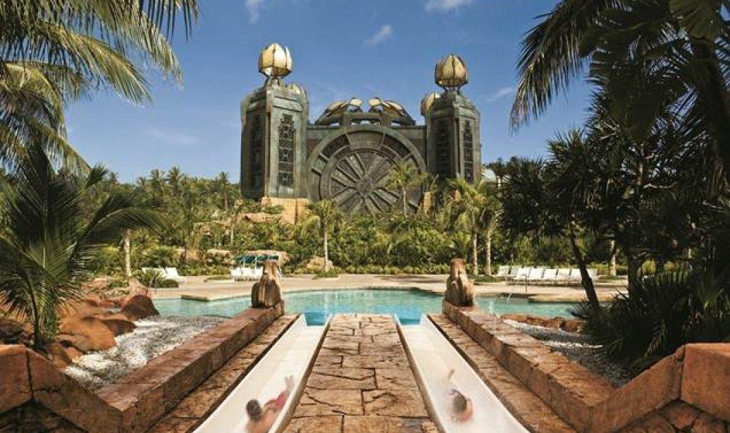 10 ξενοδοχεία με απίστευτες νεροτσουλήθρες - Κυρίως Φωτογραφία - Gallery - Video