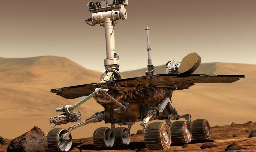 Ένα μοναδικό βίντεο: 12 μήνες στον Άρη σε 2 λεπτά - Κυρίως Φωτογραφία - Gallery - Video