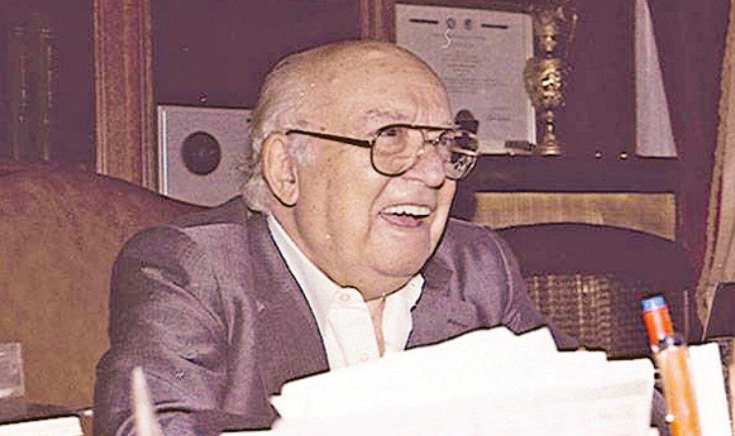 101 χρόνια από τη γέννηση του μεγάλου μας Αλέκου Σακελλάριου - Ένα μοναδικό βίντεο-αφιέρωμα στον ταλαντούχο σκηνοθέτη, στιχουργό, σεναριογράφο που σημάδεψε τον Ελληνικό κινηματογράφο και θέατρο! - Κυρίως Φωτογραφία - Gallery - Video