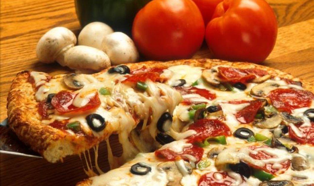 Διαβάστε την ενδιαφέρουσα ιστορία της...πίτσας-Γιατί είναι στρογγυλή κι όχι τετράγωνη; - Κυρίως Φωτογραφία - Gallery - Video