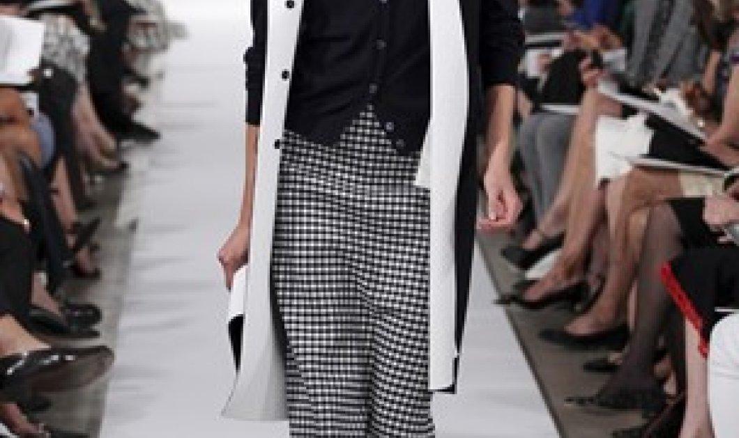 Η νέα τάση της μόδας από τον Oscar de la Renta για την άνοιξη του 2014! (φωτό) - Κυρίως Φωτογραφία - Gallery - Video