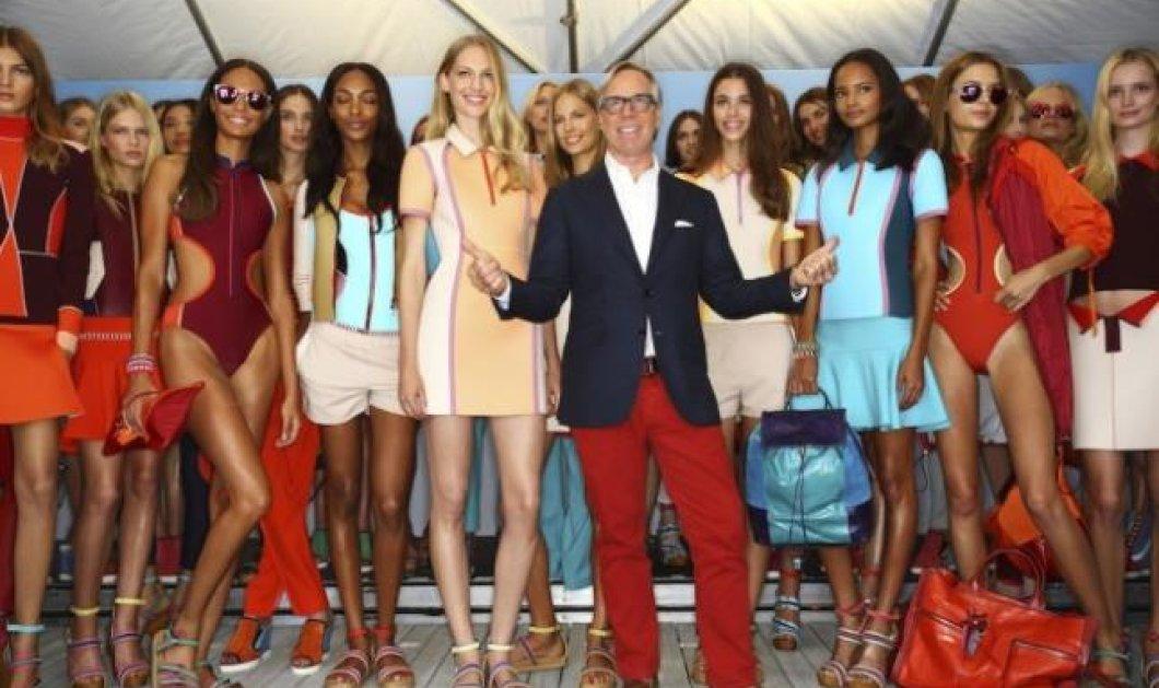 Tommy Hilfiger - Victoria Beckham - Donna Karan: Κορίτσια να δούμε μόδα μόλις ήρθε από την Fashion Week της Νέας Υόρκης; Όλα τα βίντεο με τις συλλογές για το καλοκαίρι του 2014! - Κυρίως Φωτογραφία - Gallery - Video