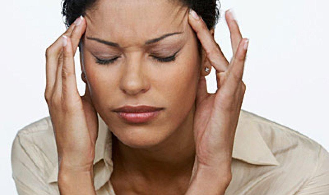 12 πολύ κοινές αιτίες πονοκεφάλου και ημικρανίας και πως θα τις αντιμετωπίσετε - Κυρίως Φωτογραφία - Gallery - Video