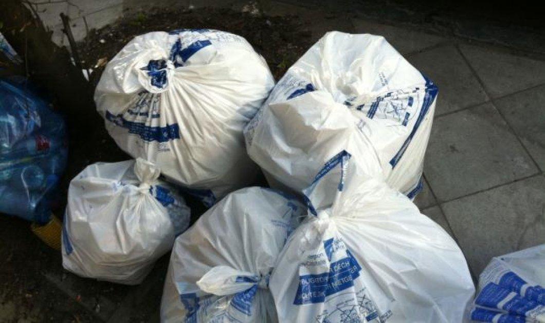 Τι έπαθα και τραβάω φωτογραφίες με σακούλες σκουπιδιών στο εξωτερικό;;; - Κυρίως Φωτογραφία - Gallery - Video