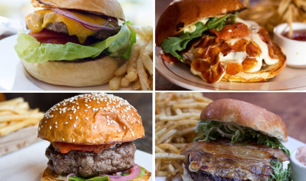 Smile: Παγκόσμια ημέρα του τσιζ-μπεργκερ σήμερα: Ας φάμε ένα λαχταριστό σπιτικό χάμπουργκερ! - Κυρίως Φωτογραφία - Gallery - Video