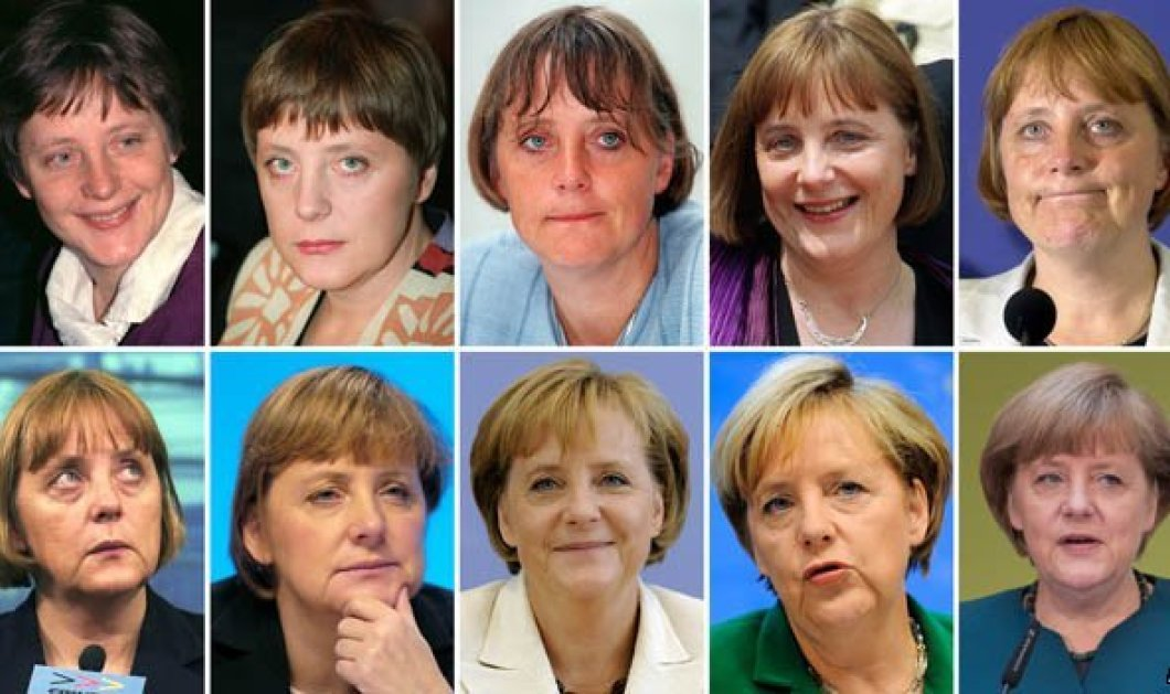 Nα το κόμικ με τις γερμανικές εκλογές με την Ελλάδα συμπρωταγωνίστρια - Το άλμπουμ της μικρής Άνγκελα που μεγάλωσε! (φωτό) - Κυρίως Φωτογραφία - Gallery - Video