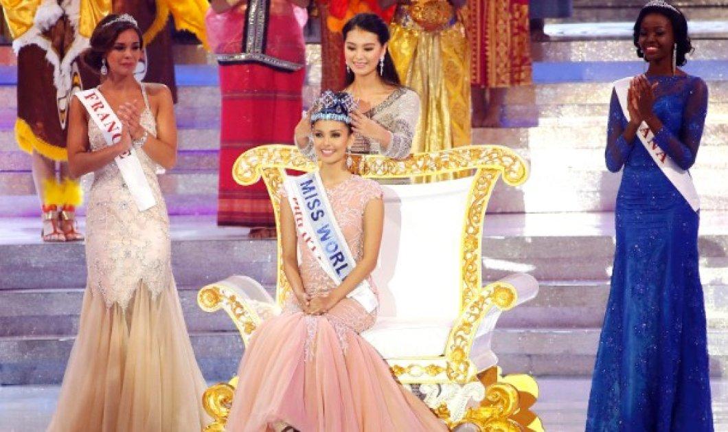 Μια πανέμορφη Φιλιππινέζα η Miss Κόσμος 2013 - Όλες οι ωραίες σε φωτογραφίες - Κυρίως Φωτογραφία - Gallery - Video