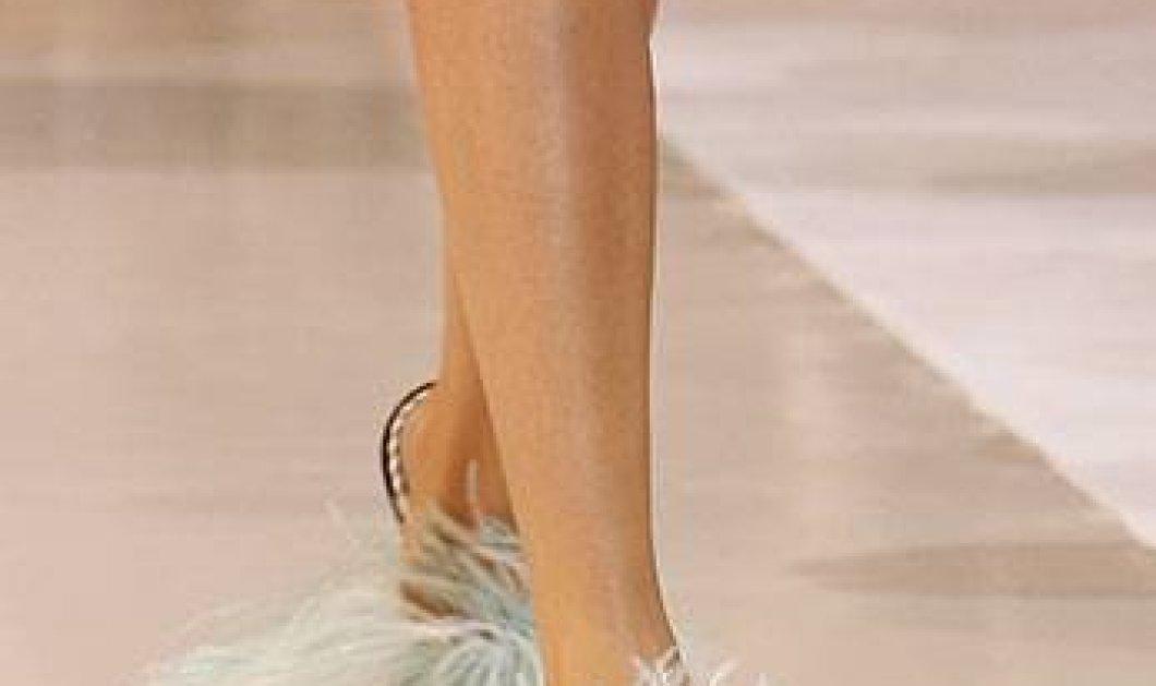 Τα πιο εντυπωσιακά παπούτσια από την Εβδομάδα Μόδας στο Παρίσι! (photo) - Κυρίως Φωτογραφία - Gallery - Video