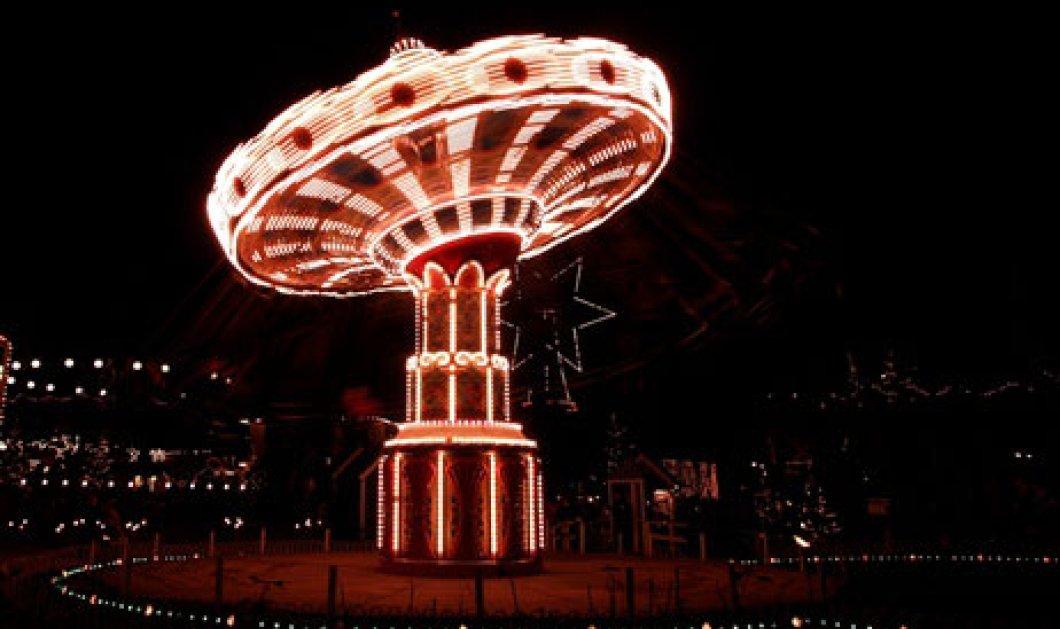 Στη Θεσσαλονίκη ο Άϊ - Βασίλης θα φτάσει με ...UFO - Κυρίως Φωτογραφία - Gallery - Video