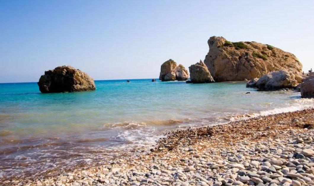 Στην Κύπρο ο ήλιος λάμπει 325 μέρες το χρόνο! Να γιατί η Αφροδίτη αναδύθηκε από εκεί - Κυρίως Φωτογραφία - Gallery - Video