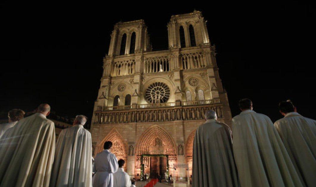 Τα 850 της χρόνια γιορτάζει η Παναγία των Παρισίων - Κυρίως Φωτογραφία - Gallery - Video