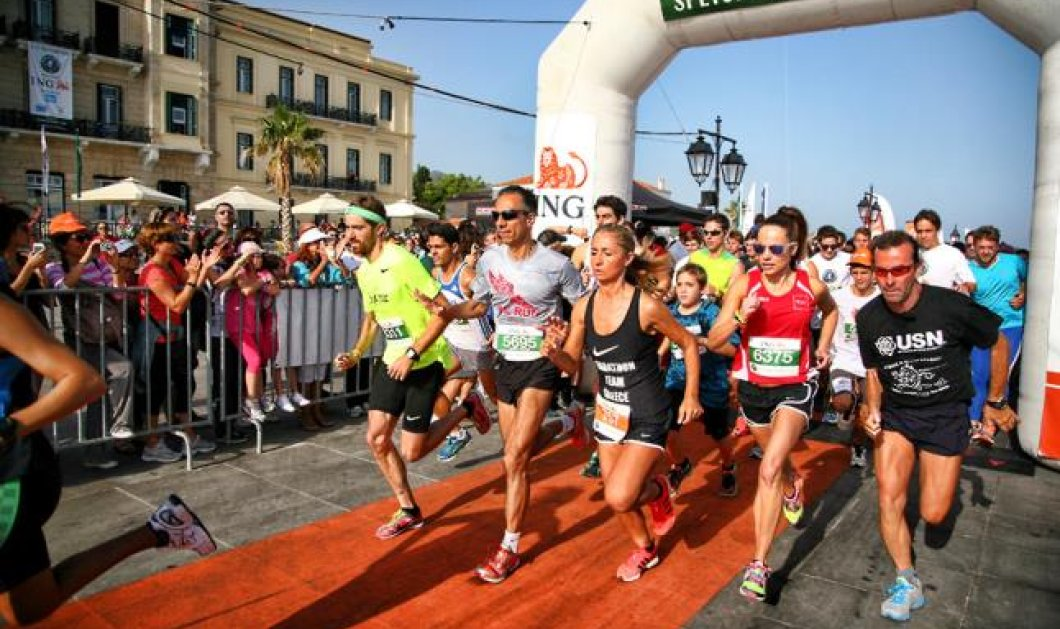 Spetses mini marathon: όλοι οι νικητές και οι φωτογραφίες από την πιο όμορφη και πολύχρωμη γιορτή του αθλητισμού που ζήσαμε 10.000 μικροί και μεγάλοι στο καταπράσινο νησί - Κυρίως Φωτογραφία - Gallery - Video