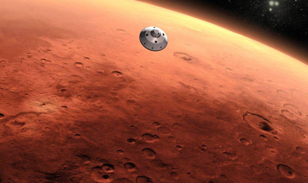 Πάμε μια βόλτα ως τον...Άρη; Δείτε τρισδιάστατες  εικόνες του Κόκκινου πλανήτη (βίντεο) - Κυρίως Φωτογραφία - Gallery - Video