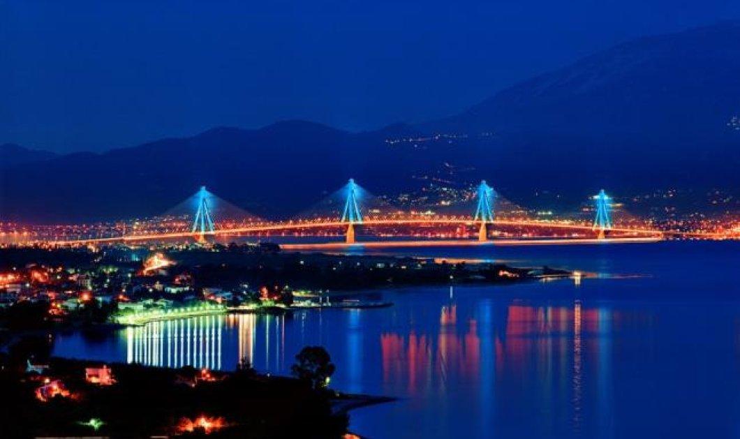 Ένα εκπληκτικό ντοκιμαντέρ για τη γέφυρα Ρίου-Αντιρρίου έφτιαξε το National Geographic-Απολαύστε το - Κυρίως Φωτογραφία - Gallery - Video