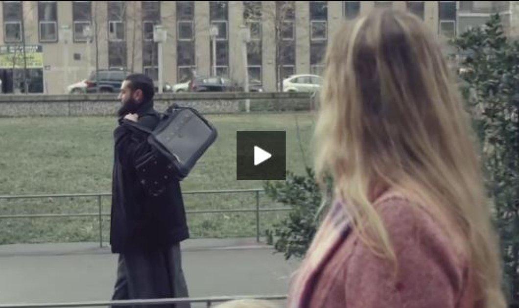 Μην κρίνετε τους άλλους από την εμφάνιση: Το βίντεο με το μήνυμα κατά του ρατσισμού που κάνει αίσθηση στο διαδίκτυο - Κυρίως Φωτογραφία - Gallery - Video