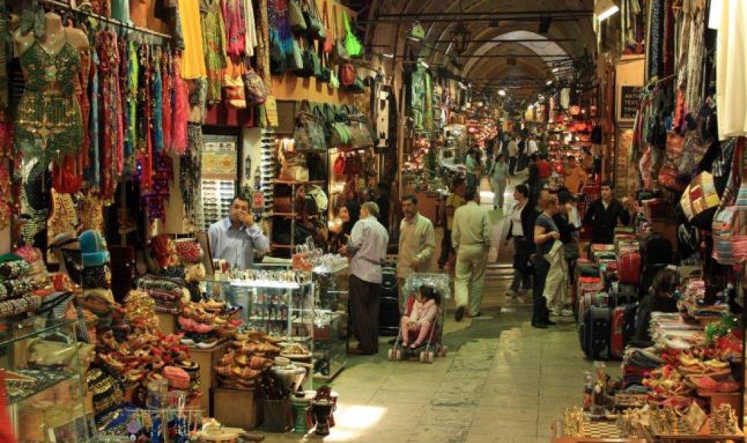 Η μυθική πολύχρωμη αγορά της Κωνσταντινούπολης - Αφεθείτε στα μεθυστικά αρώματα, μπαχαρικά, χαλιά δερμάτινα & μαγεία Ανατολής! (φωτό)  - Κυρίως Φωτογραφία - Gallery - Video