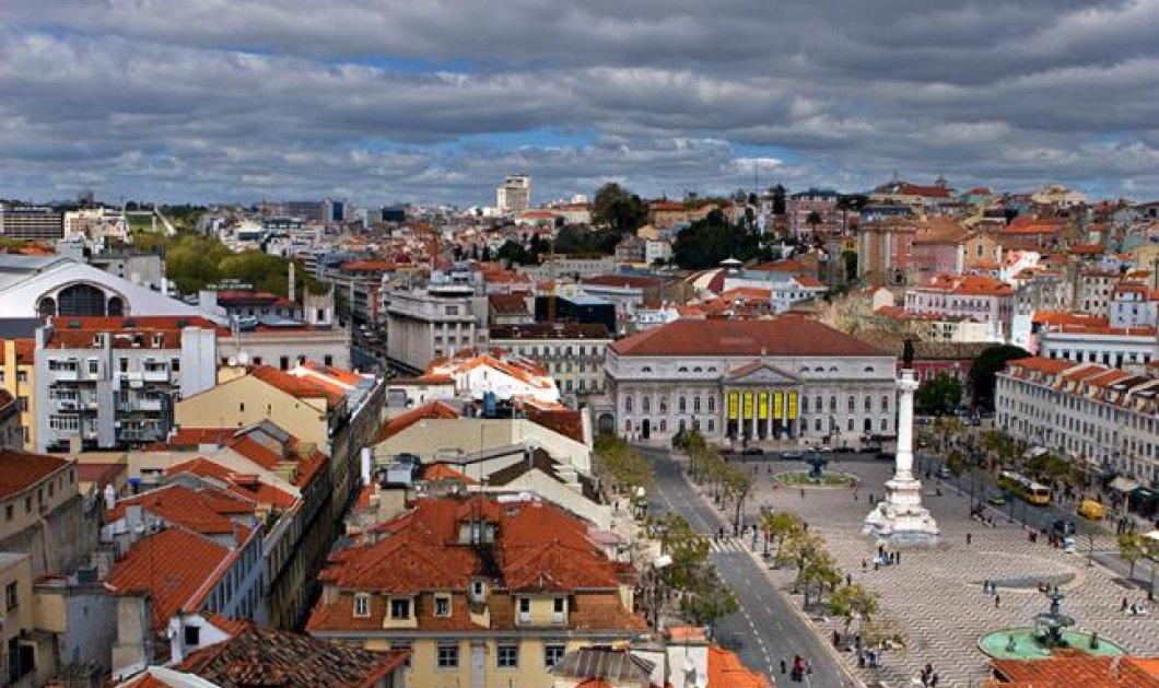 Καλημέρα - Σήμερα σας ταξιδεύουμε στη Λισαβόνα - Η πόλη των ''Επτά Λόφων'' με τα εκπληκτικά χρώματα και τις αμέτρητες επιλογές! (φωτό) - Κυρίως Φωτογραφία - Gallery - Video