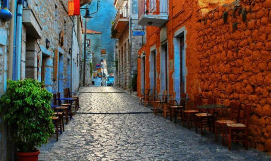 Καλημέρα - Σήμερα σας ταξιδεύουμε στη... μαγική Αρεόπολη και στον γραφικό Γερολιμένα! Εντυπωσιακές φωτογραφίες! - Κυρίως Φωτογραφία - Gallery - Video