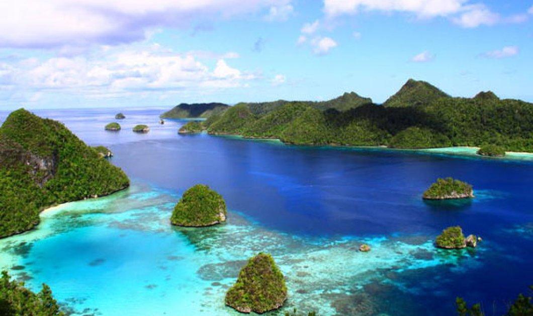 Φύγαμε για Raja Ampat-Ένα μαγευτικό σύμπλεγμα νησιών στην Ινδονησία-Γιατί τα ταξίδια με τον νου δεν κοστίζουν...(φωτό) - Κυρίως Φωτογραφία - Gallery - Video