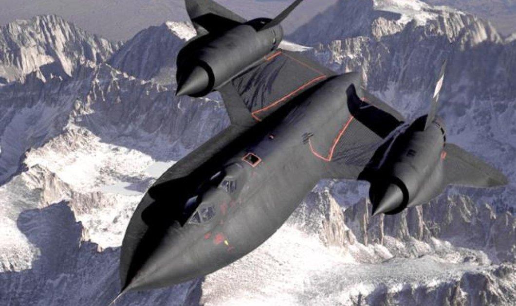 SR-71 Blackbird: Πως να πετάξετε με το πιο γρήγορο αεροσκάφος στον κόσμο (φωτό & βίντεο) - Κυρίως Φωτογραφία - Gallery - Video