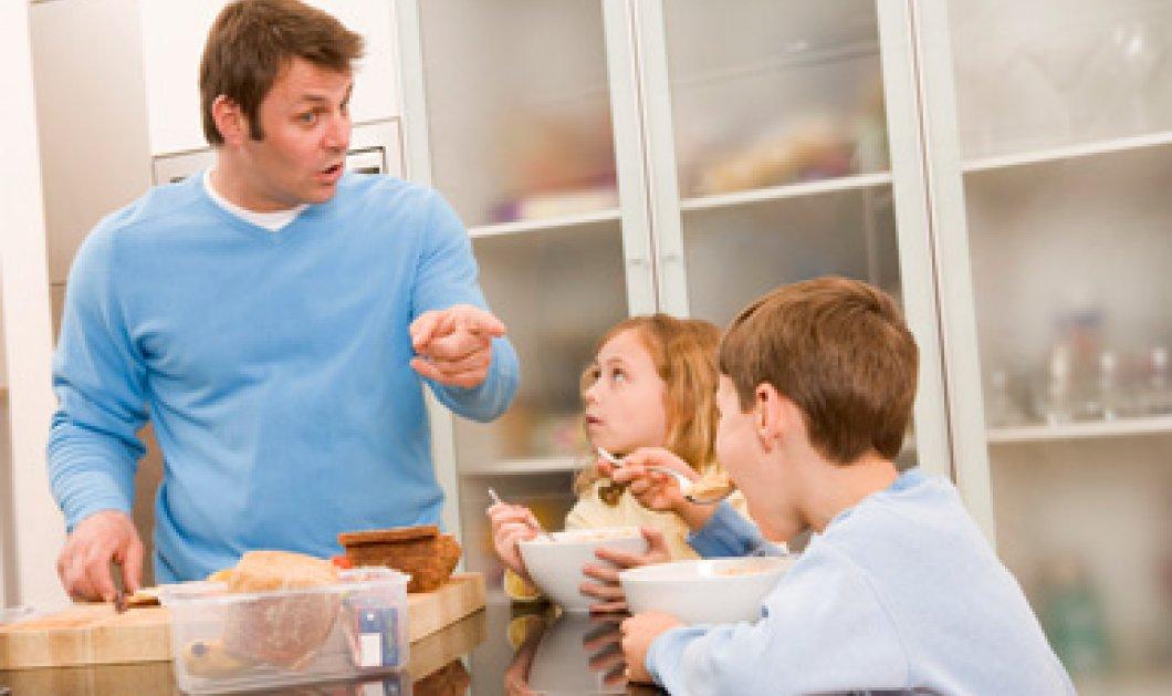 «Αν δεν φας, δεν θα μεγαλώσεις» - Mια φράση που το παιδί έχει μάθει απ' έξω! Διαβάστε γιατί δεν πρέπει να λέμε ορισμένες φράσεις στα παιδιά μας! - Κυρίως Φωτογραφία - Gallery - Video