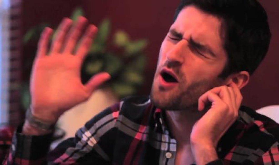 Ο Έρικ έβγαλε όλο το ταλέντο του στο τραγούδι για να κάνει πρόταση γάμου στην καλή του! Εσείς τι σκέφτεστε; (βίντεο) - Κυρίως Φωτογραφία - Gallery - Video