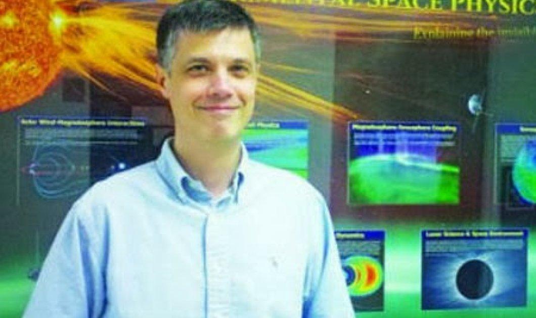 Βασίλης Αγγελόπουλος: Ο 48χρονος επιστήμονας από τη Θεσσαλονίκη που «ξεκλειδώνει» τα μυστικά του διαστήματος - Κυρίως Φωτογραφία - Gallery - Video