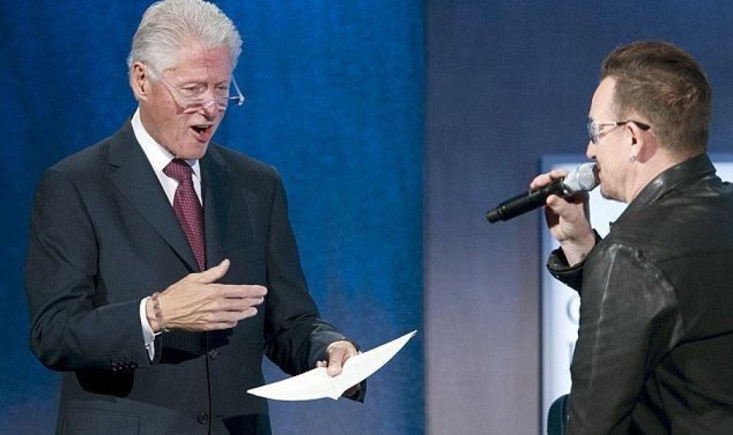 Smile: Γιατί ο Aμερικανός Πρόεδρος Μπιλ Κλίντον σχεδίαζε αντρικά μόρια πάνω σε επίσημα έγγραφα; Για δείτε! χαχα  - Κυρίως Φωτογραφία - Gallery - Video