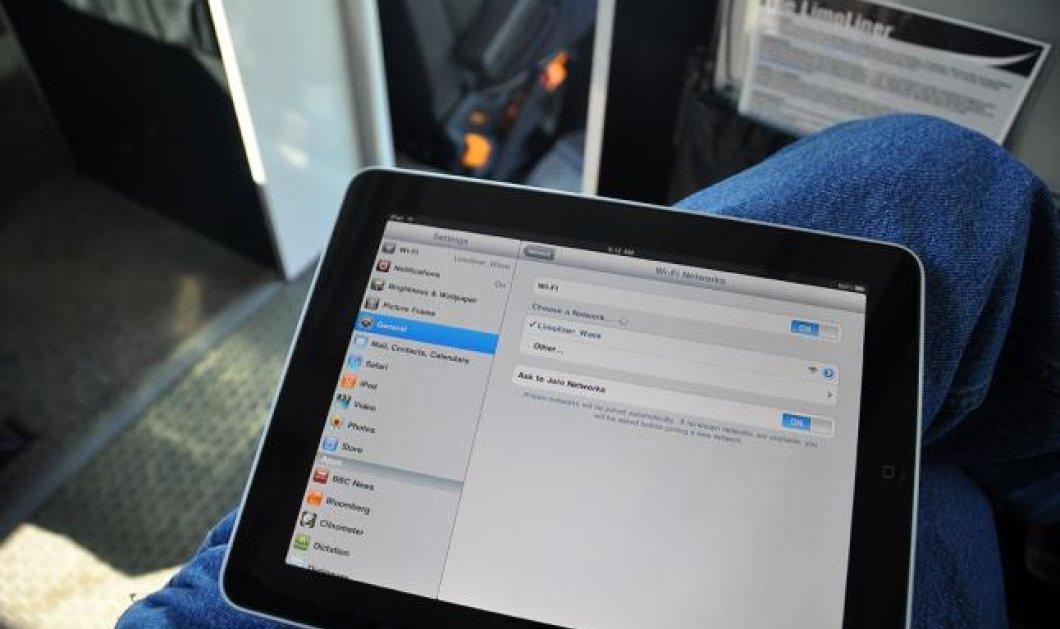 Από τα αστικά λεωφορεία και τα τρόλεϊ ξεκινά το δωρεάν wi-fi-Mε ταχύτητα έως και 4G - Κυρίως Φωτογραφία - Gallery - Video
