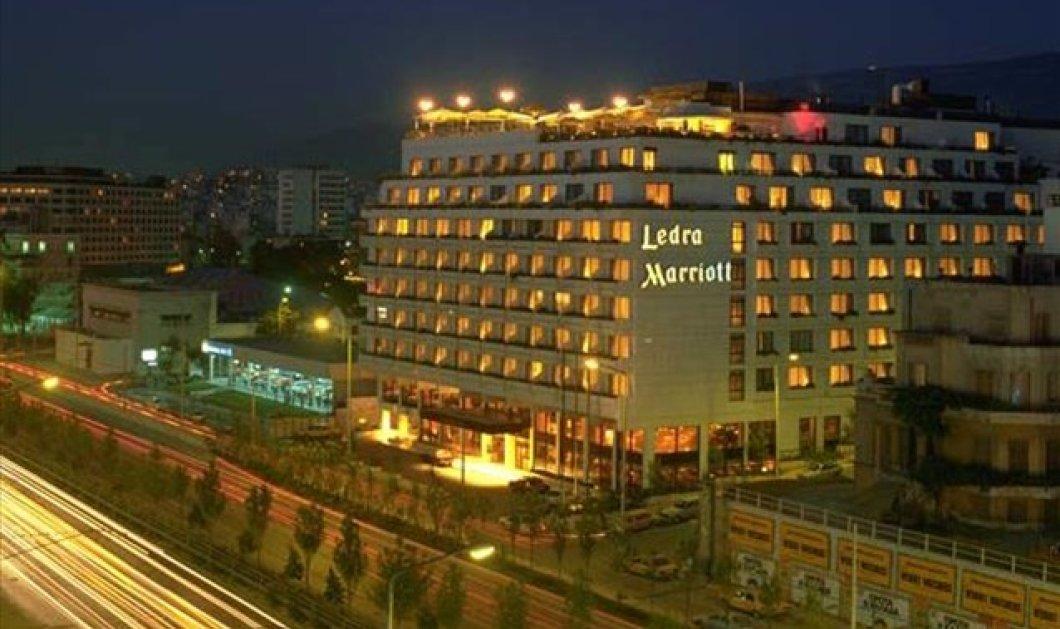 Athens Ledra Hotel από 1 Ιανουαρίου το νέο όνομα του Ledra Marriott - Κυρίως Φωτογραφία - Gallery - Video