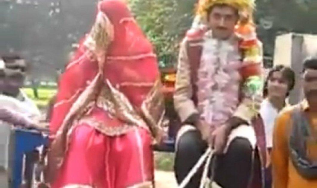 Smile: Για εμάς, αλλά όχι και για τον γαμπρό, που την...κοπάνησε μόλις είδε τη νύφη (βίντεο) - Κυρίως Φωτογραφία - Gallery - Video