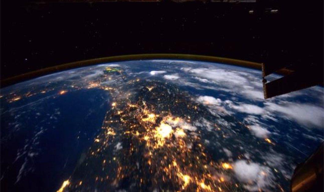 Εντυπωσιακό βίντεο - «Ο κόσμος έξω από το παράθυρό μου» - Πώς φαίνεται η Γη από τον ISS! (βίντεο) - Κυρίως Φωτογραφία - Gallery - Video