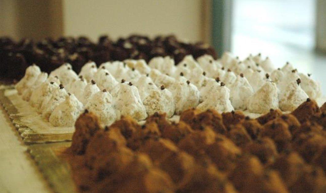 Αχλαδάκια κυθήρων για να μας γλυκάνει φτιάχνει ο σεφ μας Κωνσταντίνος Μουζάκης! Ελληνική παραδοσιακή λιχουδιά! - Κυρίως Φωτογραφία - Gallery - Video