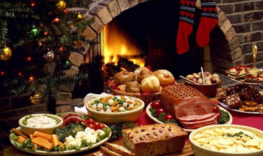 Χριστούγεννα & Πρωτοχρονιά, γιορτινό τραπέζι και… «Light»! Τι πρέπει να προσέξουμε στην διατροφή μας την περίοδο των γιορτών;  - Κυρίως Φωτογραφία - Gallery - Video