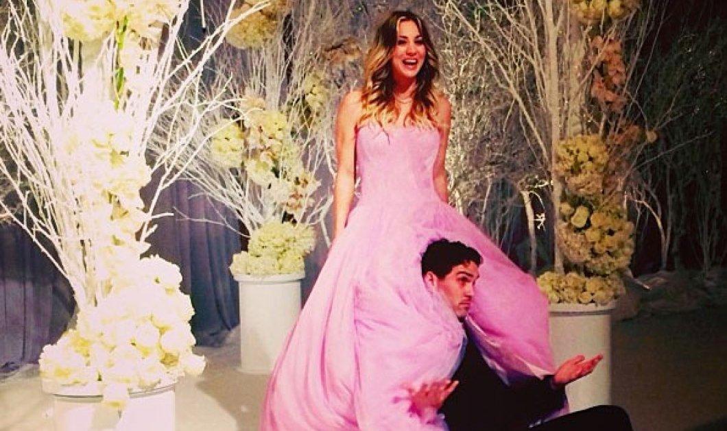 Smile: Ένα σοβαρό Σαββατιάτικο θέμα! Ποιες διάσημες νύφες τόλμησαν να φορέσουν ροζ νυφικό στο γάμο τους; Εδώ σας θέλω! Δείτε τις φωτό - βίντεο!  - Κυρίως Φωτογραφία - Gallery - Video