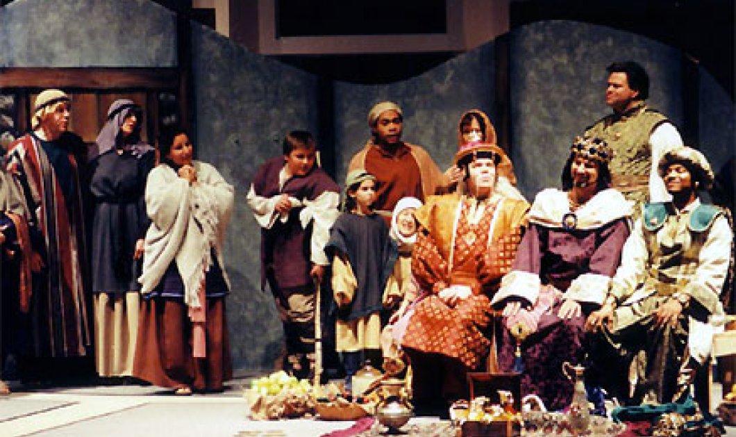 «O Αμάλ και οι νυχτερινοί επισκέπτες» είναι η 1η Χριστουγεννιάτικη Όπερα της τηλεόρασης, που προβλήθηκε ζωντανά το 1951! Δείτε την! - Κυρίως Φωτογραφία - Gallery - Video